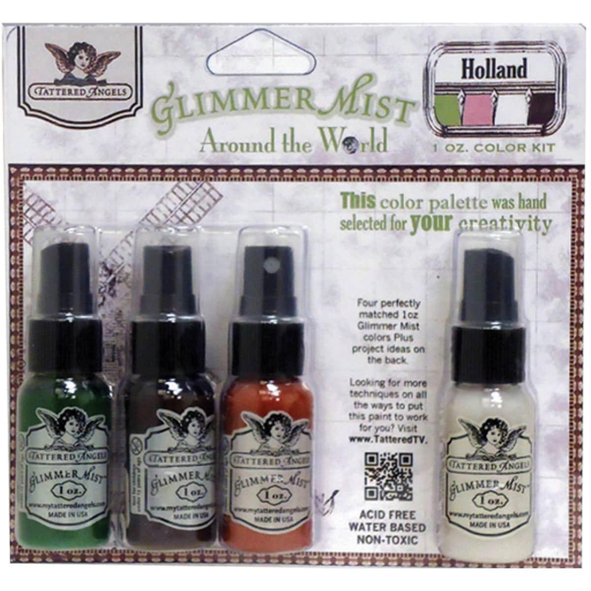 Glimmer Mist 1 Ounce Kit-Holland