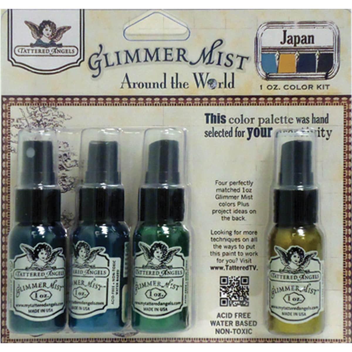 Glimmer Mist 1 Ounce Kit-Japan