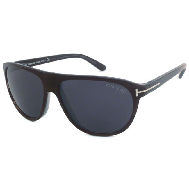 Tom Ford Men's TF196 Gabriel Aviator Sunglasses