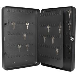 Barska 200 Position Black Key Safe with Combination Lock