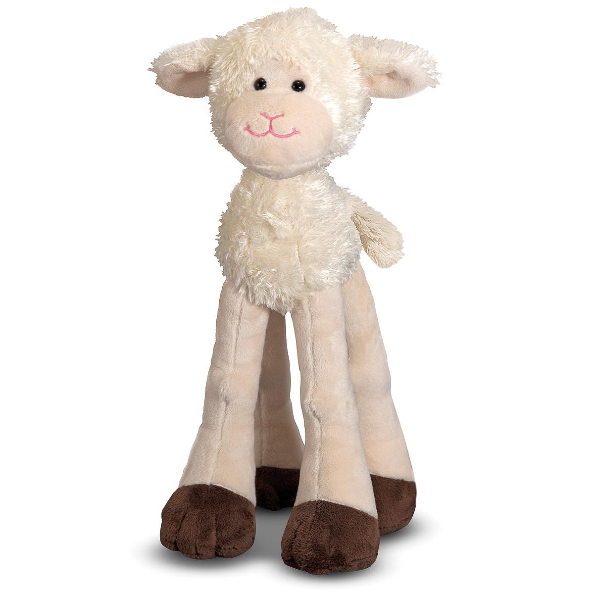 Lanky Legs Stuffed Animal Lamb
