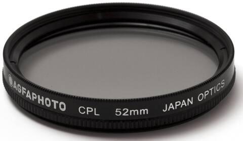 AGFA Polarizing Glass Filter (CPL), 52mm APCPL52