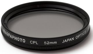 AGFA Polarizing Glass Filter (CPL), 52mm APCPL52
