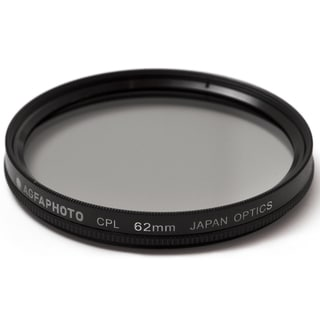 AGFA 62mm Polarizing Glass Filter - APCPL62