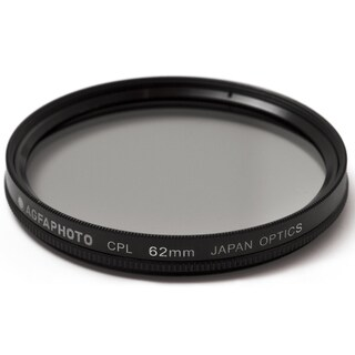 AGFA 62mm Polarizing Glass Filter - APCPL62