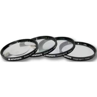 AGFA 4-Piece Close-Up Macro Multi Coated Filter Kit 72mm|https://ak1.ostkcdn.com/images/products/7900130/7900130/AGFA-4-Piece-Close-Up-Macro-Multi-Coated-Filter-Kit-72mm-P15280278.jpg?impolicy=medium