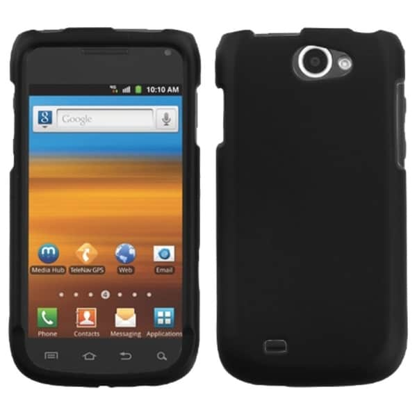 MYBAT Black Case for Samsung T679 Exhibit II 4G