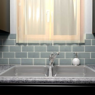 Blue Backsplash Tiles Shop The Best Deals for Oct 2017