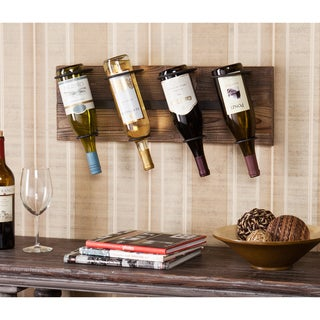 Harper Blvd Bustillo Wall Mount Wine Storage Rack