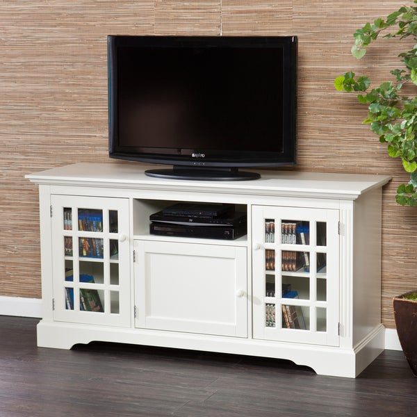 Harper Blvd Trevorton White TV Stand. Harper Blvd Trevorton White TV Stand   Free Shipping Today