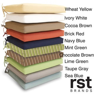 RST Sunbrella 21-inch Outdoor Chair Cushion
