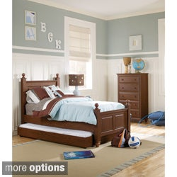 Twin Size Four Poster Bed Frame