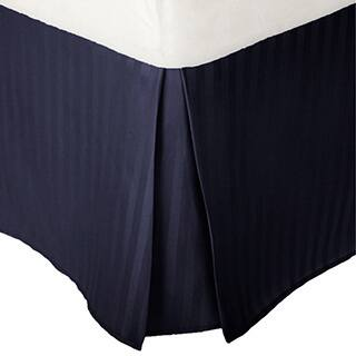 Superior Wrinkle Resistant Brushed Microfiber Stripe 15-inch Drop Bedskirt|https://ak1.ostkcdn.com/images/products/7900497/P15280594.jpg?impolicy=medium