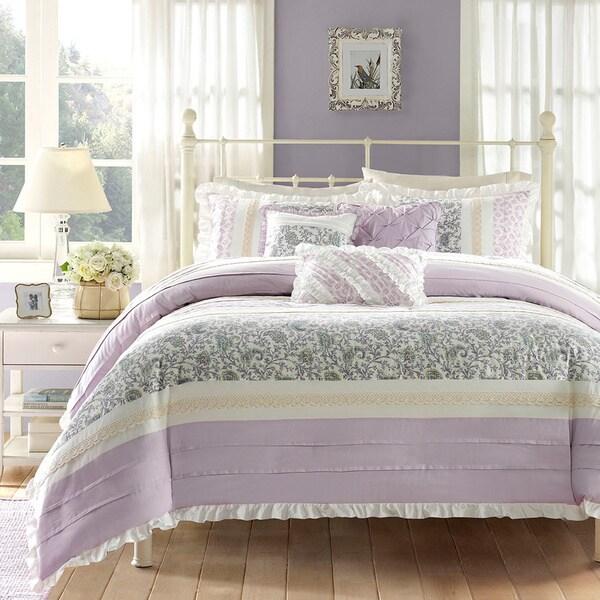 Madison Park Ruby 7-piece Comforter Set