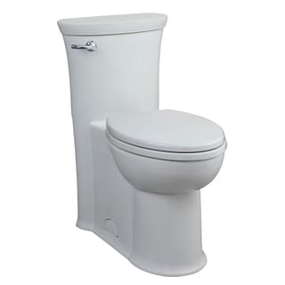 American Standard Tropic FloWise Elongated One-Piece Toilet 2786.128.020 White