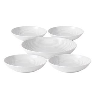 Link to Royal Doulton Gordon Ramsay Maze White 5-piece Pasta Set Similar Items in Serveware