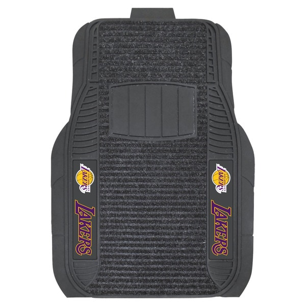 NBA Logo 20x27 Deluxe Car Mats (Set of 2)