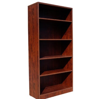 Boss 5- Shelf Bookcase (2 options available)