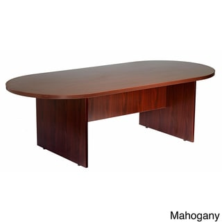 Boss Large Racetrack Conference Table