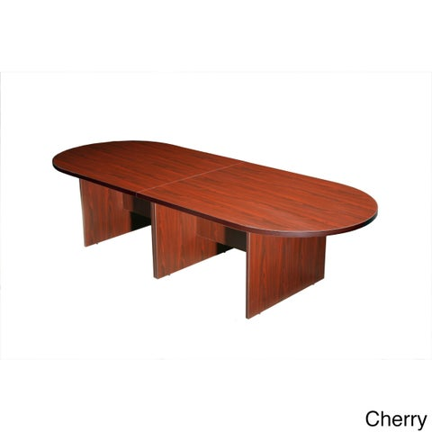 Boss 10-foot Racetrack Conference Table