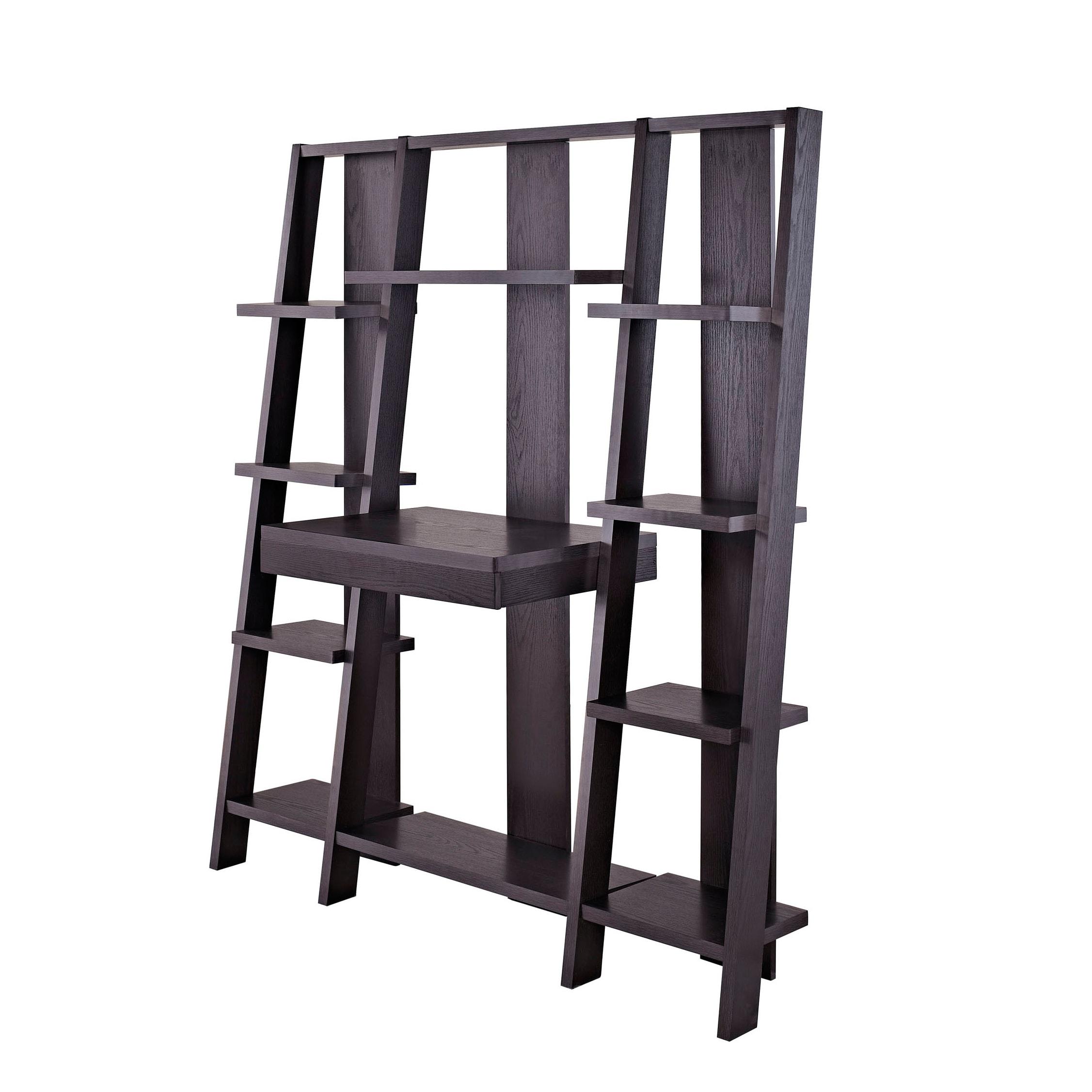 Ameriwood Home Ladder Bookcase Desk