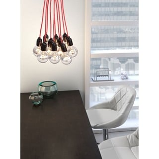 Nimbus Chrome Ceiling Lamp