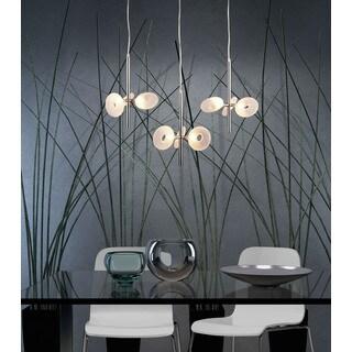 Twinkler Chrome Ceiling Lamp