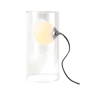 Eruption Clear Table Lamp