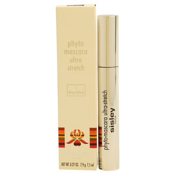 Sisley Phyto Ultra Stretch 'Deep Black 01' Mascara
