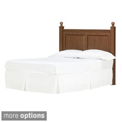 Raised Panel Full Size Four Poster Headboard