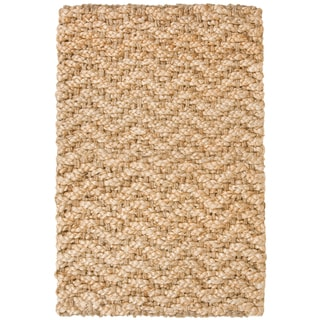 Kosas Home Handspun Harrington Jute Rug Gold (2'x3')
