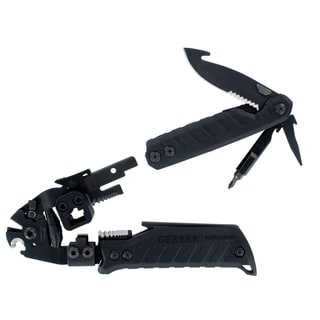 Gerber Cable Dawg Tool with Black Sheath