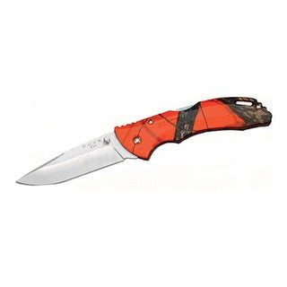 Buck Bantam BLW Mossy Oak Orange Blaze Knife 0285CMS9
