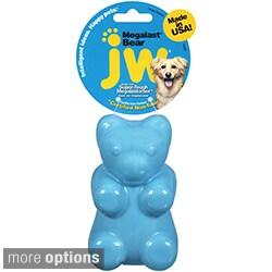 JW Mega Blaster Bear Pet Toy