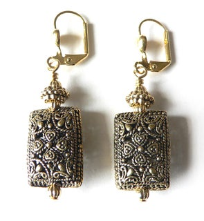 'Jasmine' Dangle Earrings