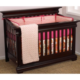 Cotton Tale Sundance 4-piece Crib Bedding Set
