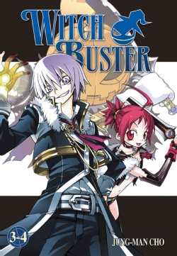Witch Buster 3-4 (Paperback)