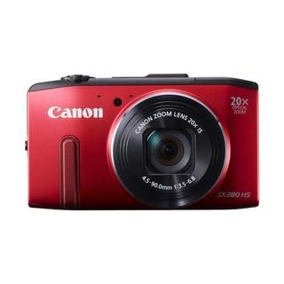 Canon PowerShot SX280 HS 12.1MP Red Digital Camera