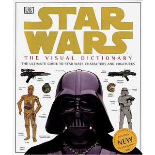 Star Wars: The Visual Dictionary (Hardcover)