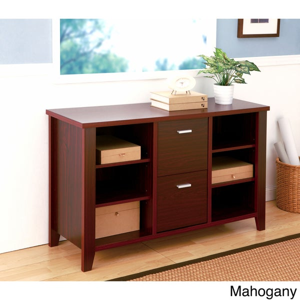 Furniture of America Contemporary Key Performance Multi-storage File Cabinet
