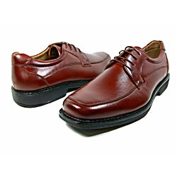 Ferro Aldo Men's Leatherette Round Toe Oxford Dress Shoes