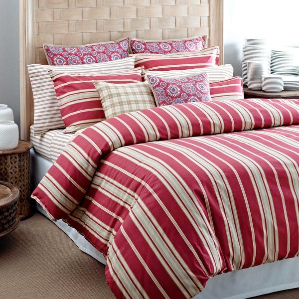 Tommy Hilfiger Zanzibar 3 Piece Comforter Set Free