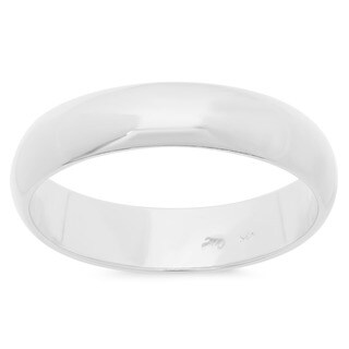 Sterling Essentials Sterling Silver Domed Wedding Band (5 mm)|https://ak1.ostkcdn.com/images/products/7903017/P15282793.jpg?_ostk_perf_=percv&impolicy=medium