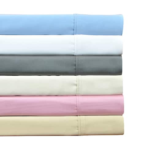 Brielle 100-percent Rayon from Bamboo Sateen 510 Thread Count Premium Bed Sheet Set