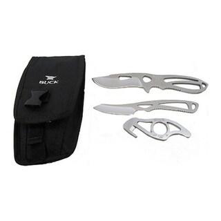 Buck Paklite Field Master Knife Kit