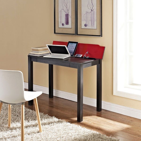 Ameriwood Home Parson Flip Up Desk Free Shipping Today