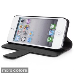 Kroo iPhone 5 Dash Case With Built-In Stand