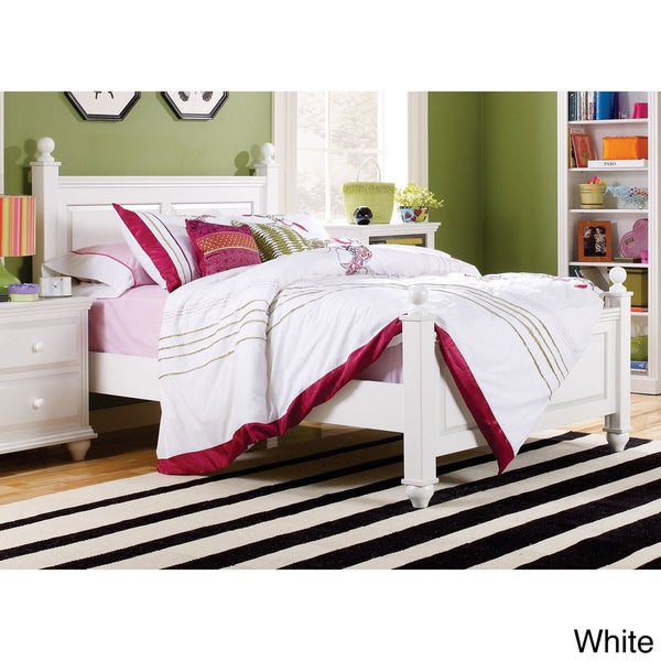 Childrens Queen Size Four Poster Bed Frame Free Shipping