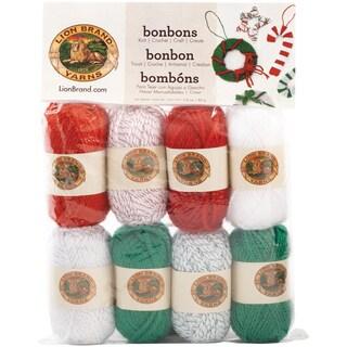 Bonbons Yarn 8/Pkg-Jingle Bells