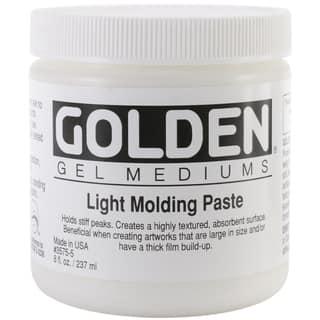 Golden Light Molding Paste 8 Ounces https://ak1.ostkcdn.com/images/products/7903621/P15283309.jpg?impolicy=medium